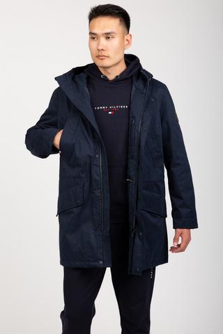 Куртка демисезонная NEW LIGHT PADDED PARKA Tommy Hilfiger