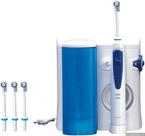 Ирригатор Braun Oral-b Professional Care Oxyjet 8500 MD20