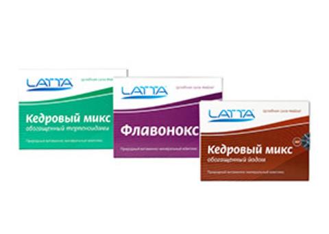 Комплекс Latta Bio Adaptive 3