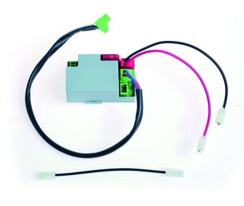 002RLB Плата аварийного питания для подключения и зарядки аккумуляторов Came