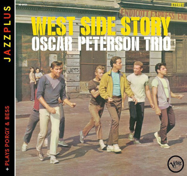 PETERSON, OSCAR: West Side Story/ Plays Porgy & Bess