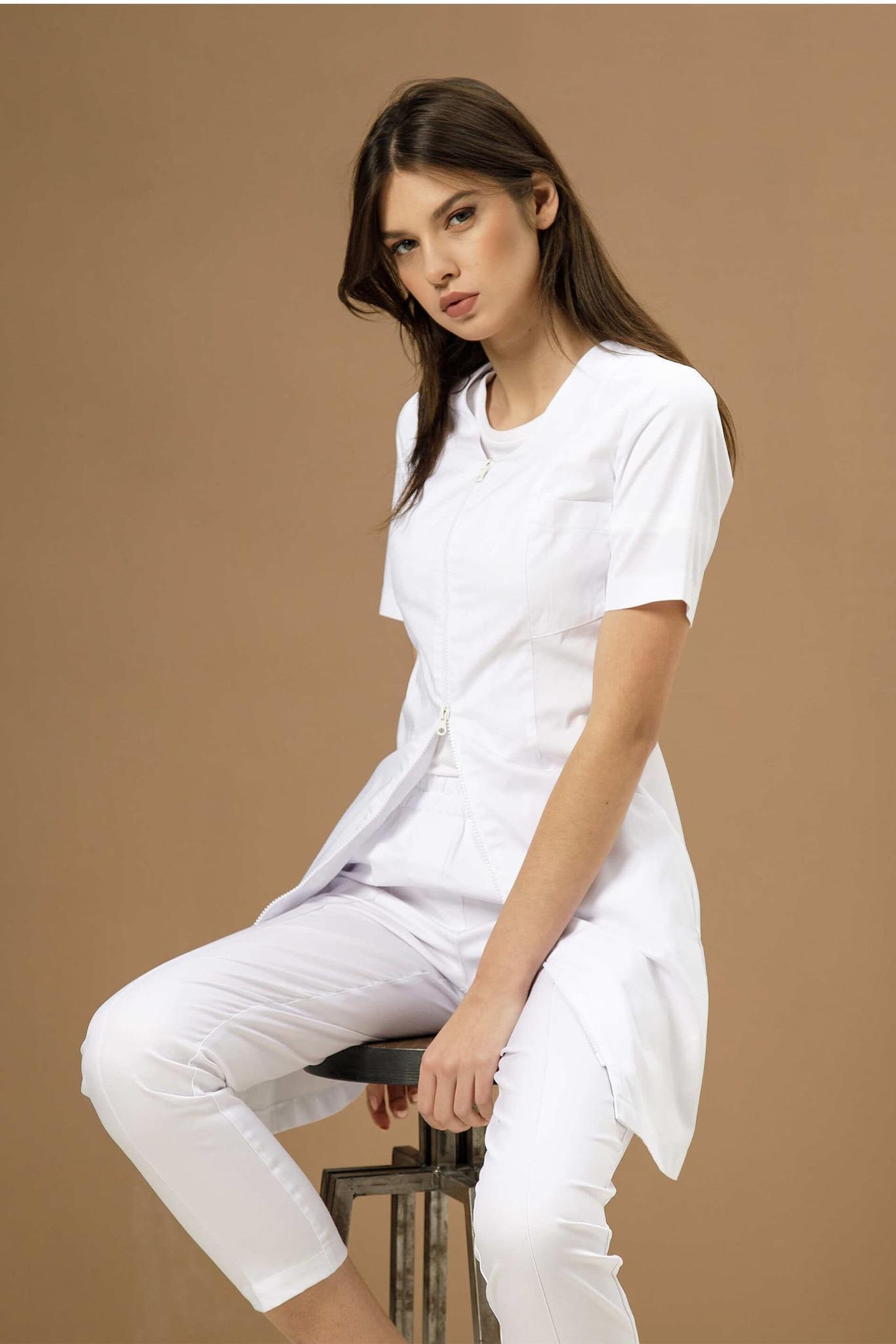 Халат женский медицинский М 172