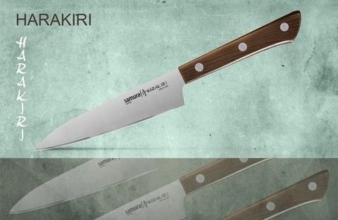 SHR-0021WO Нож кухонный