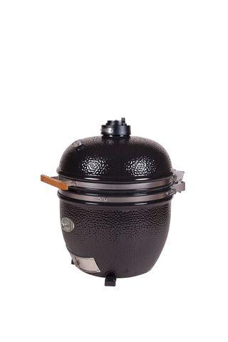 Керамический гриль Monolith Le Chef PRO очень большой (черный)