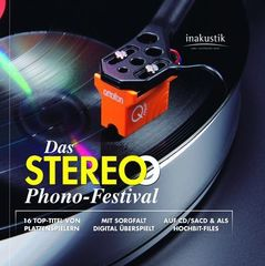 Inakustik CD, SACD, Das Stereo Phono-Festival, 0167929