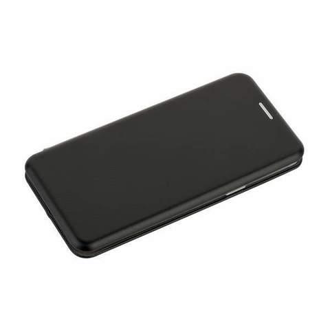 Чехол-книжка кожаный Fashion Case Slim-Fit для Samsung Galaxy S9+ Black Черный