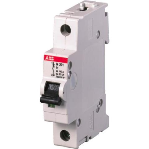 Автоматический выключатель 1-полюсный 20 A, тип  -, 12,5 кА M201 20A. ABB. 2CDA281799R0201