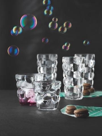 Набор из 4-х бокалов Softdrink 390 мл артикул 99532. Серия  Bubbles