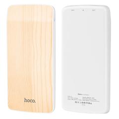 Внешний аккумулятор Hoco J5 8000 mAh Pear Wood