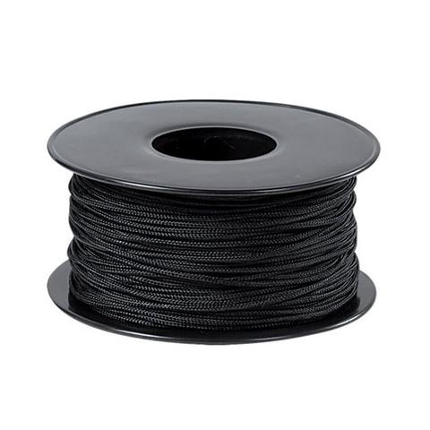 Линь Omer нейлон чёрный D 2мм, за 1 метр