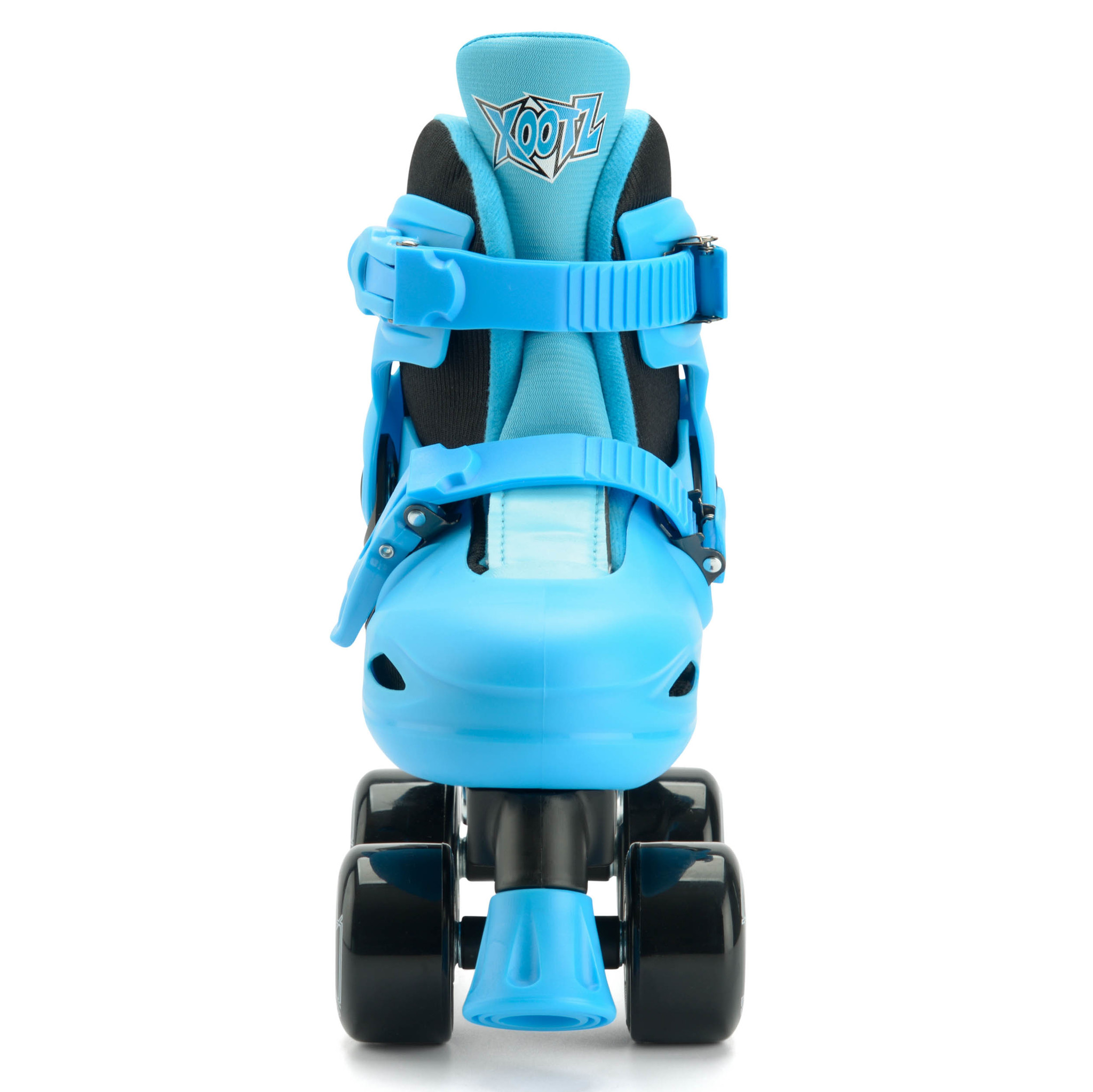 xootz quad skates blue
