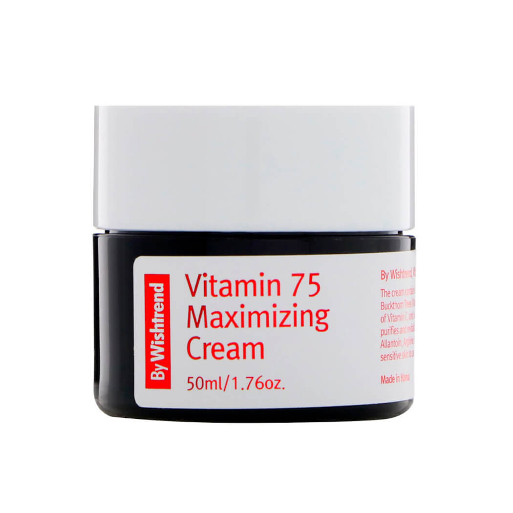 Крем для лица By Wishtrend Vitamin 75 Maximizing Cream 50 мл