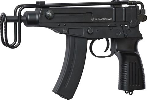 Страйкбольный привод Scorpion Vz61, электропривод (артикул 16529)