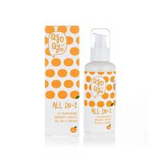 Крем Qyo Qyo Tangerine Bright + Moist All In One Cream 150ml