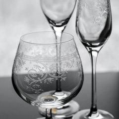 Набор бокалов для коньяка и бренди «Европейский декор», фото 4