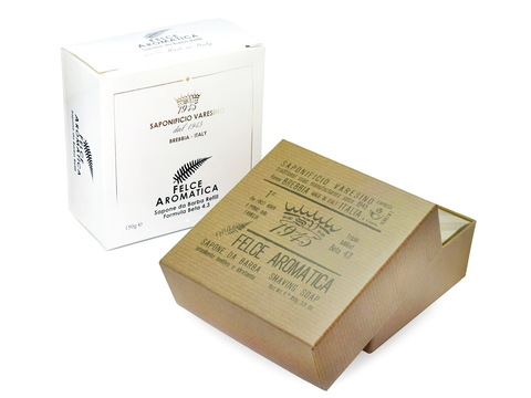 Мыло для бритья Saponificio varesino Felce Aromatica 150 гр