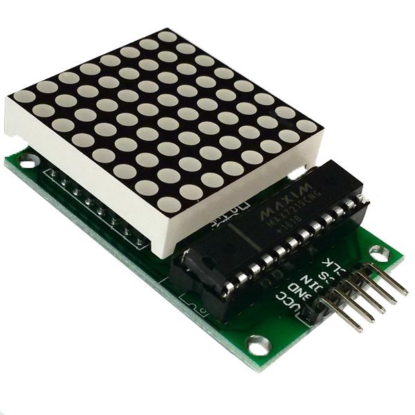 Матрица светодиодная LED 8х8