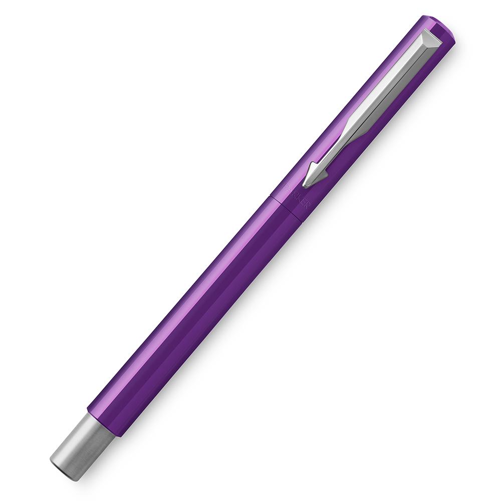 Parker Vector - Standart Purple, перьевая ручка, F