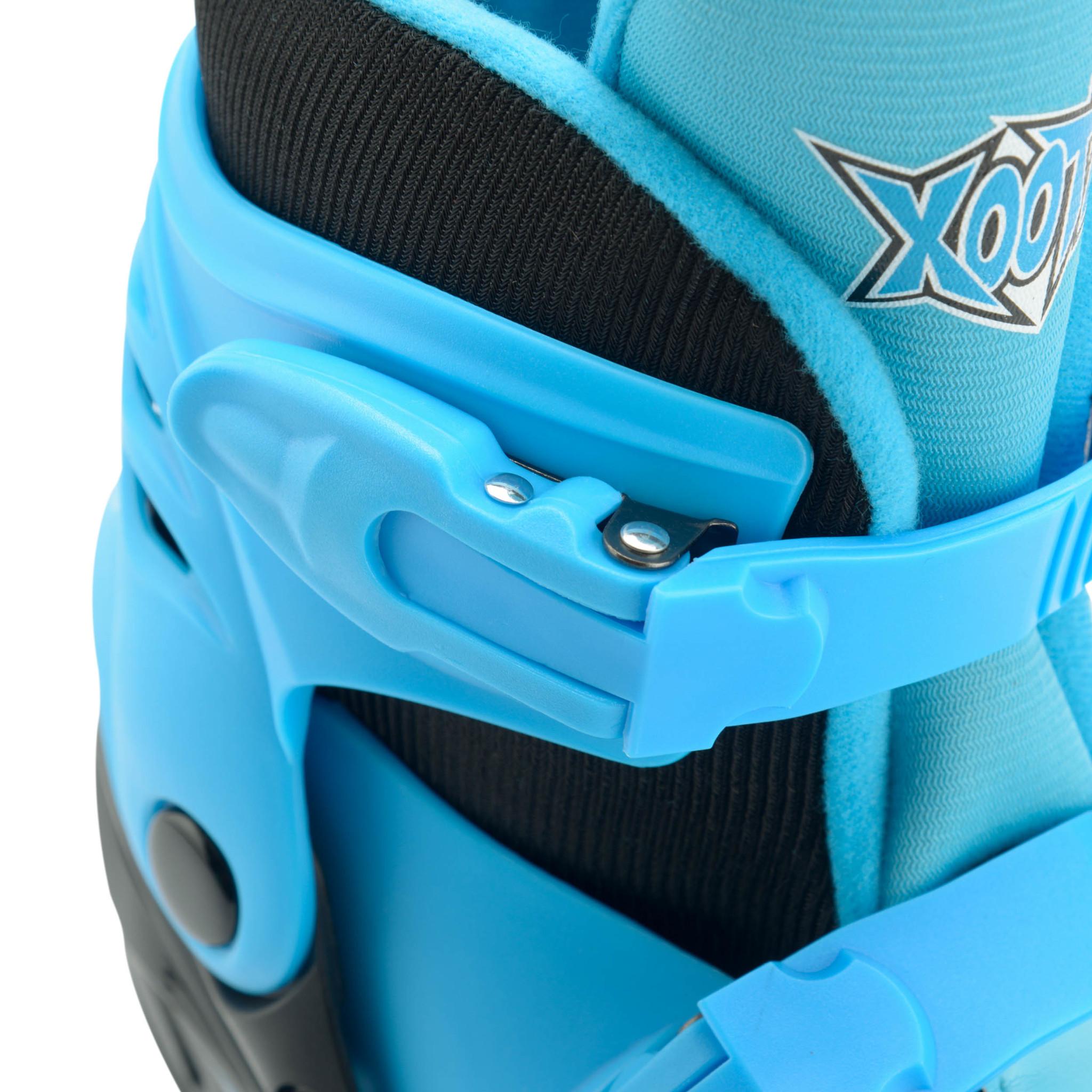 клады TY6064 xootz quad skates blue