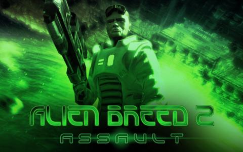 Alien Breed 2: Assault (для ПК, цифровой ключ)