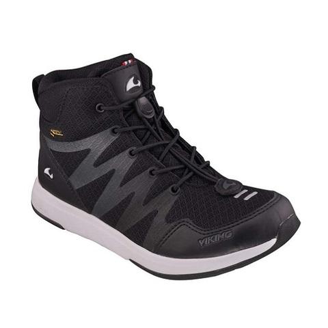 Ботинки Viking Bislett II Mid GTX Black/Charcoal демисезонные