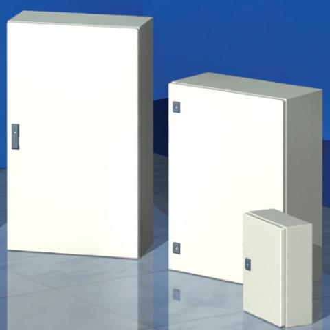 Навесной шкаф CE, двухдверный, 1000 x 1000 x 300мм, IP55