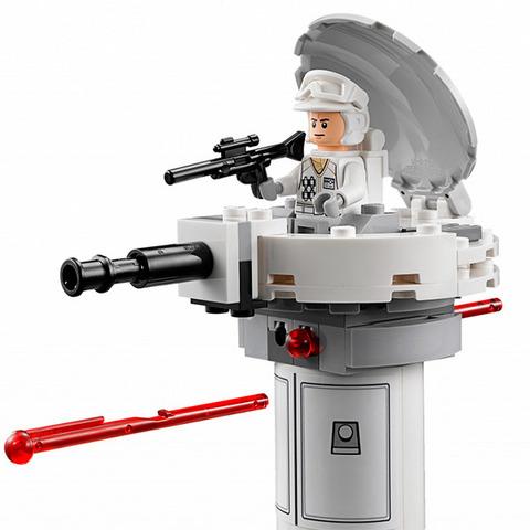 LEGO Star Wars: Нападение на Хот 75138 — Hoth Attack — Лего Звездные войны Стар Ворз