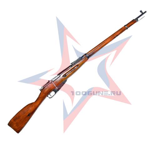 Охолощенная винтовка Мосина