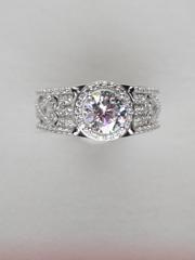 0101434 (кольцо из серебра)