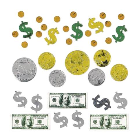 Доллары 0,2-2,5 см