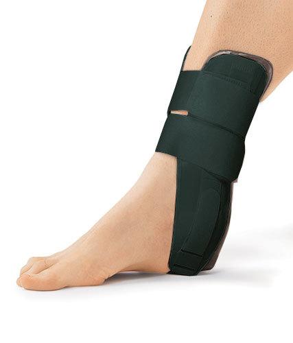 Голеностоп и икроножная мышца Ортез на голеностопный сустав с гелевыми подушками TAN-201_G_black.jpg