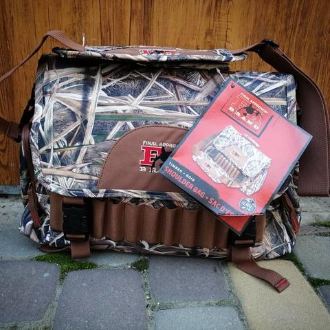 Сумка для снаряжения Final Approach Shoulder Bag
