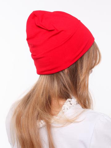 Красная шапочка из вискозы