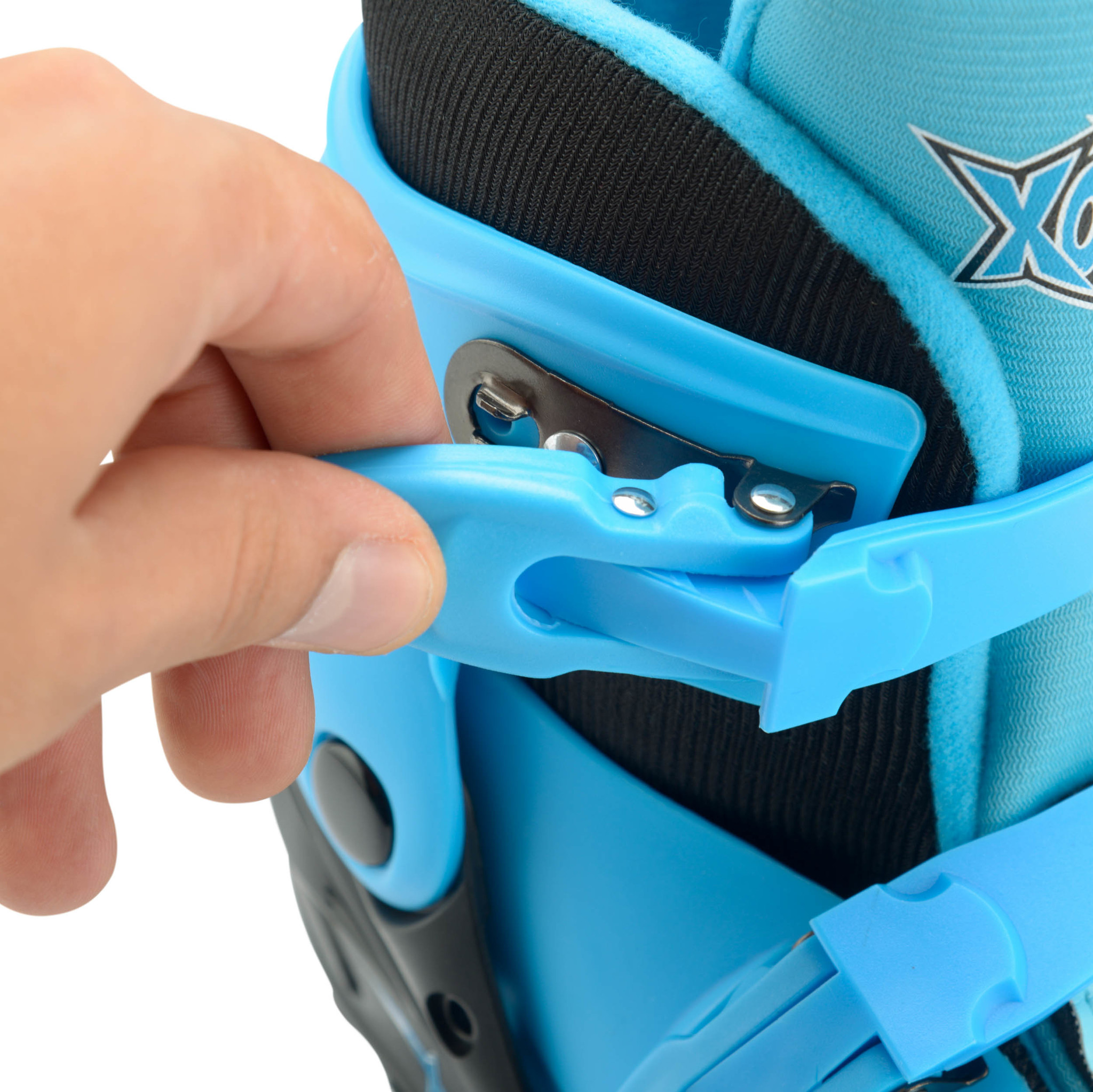 ролики TY6064 xootz quad skates blue