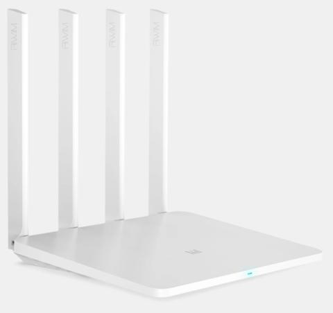 Роутер Xiaomi Mi Wi-Fi 3G White