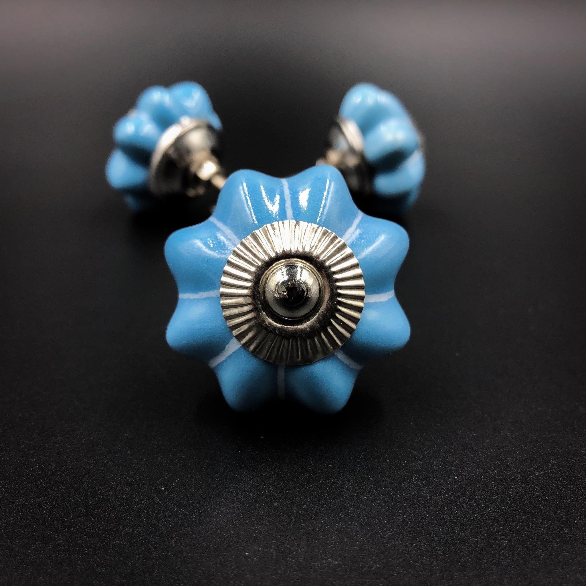 Распродажа Ручка кнопка AW2 Bleu IMG_2609.JPG