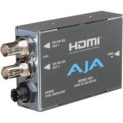 Конвертер AJA HDMI to SD/HD-SDI Video and Audio Converter