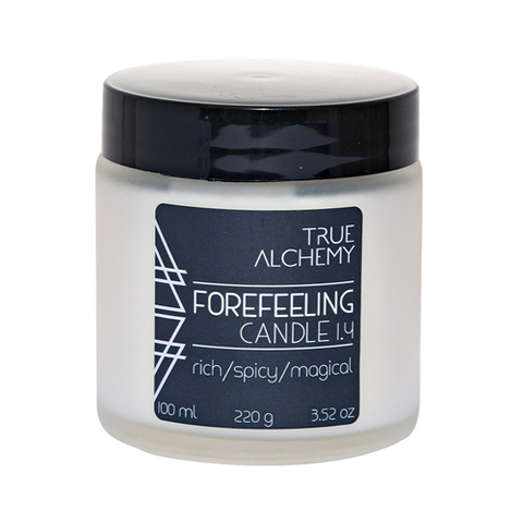 Свеча FOREFEELING | 220 гр | True Alchemy