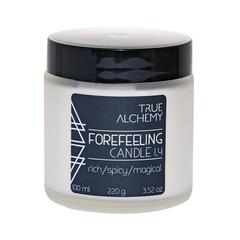 Свеча FOREFEELING | 220 гр | True Alchemy
