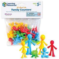 LER3660 Набор фигурок Моя семья Learning Resources
