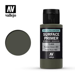 Surface Primer 609-60ml Russian Green 4bo