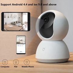 Поворотная IP камера Xiaomi MiJia Mi Home security camera, 360°, 1080p