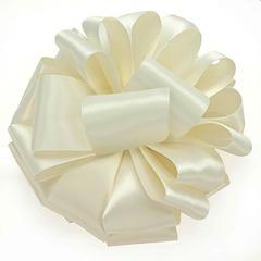 Бант-шар Классика (5 см.) молочный