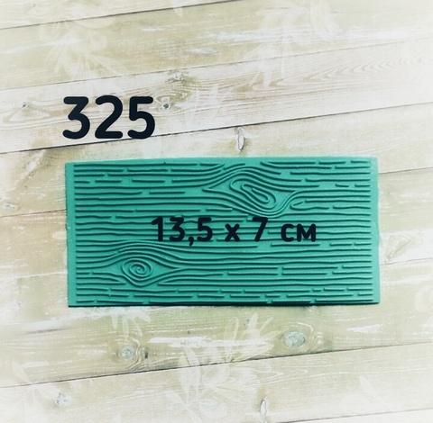 Молд коврик Дерево 13,5х7см, Арт.PO-0325, силикон