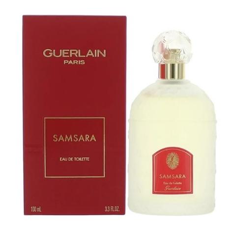 Guerlain: Samsara женская туалетная вода edt, 100мл