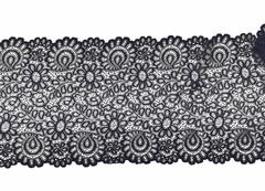 Набор 1. Минимальный: для пошива бра без каркасов и трусиков. Черный (Арт: EK-2128), шт