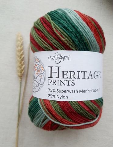 Cascade Heritage Prints 60 купить