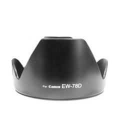 Бленда Fujimi Lens Hood FBEW-78D для Canon EF-S 18-200mm f/3.5-5.6 IS USM