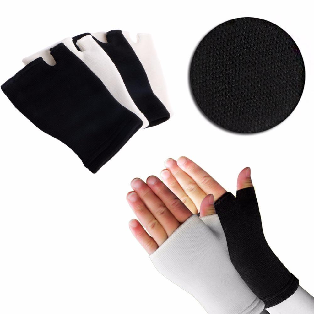 Компрессионные перчатки с открытыми пальцами, 1 пара