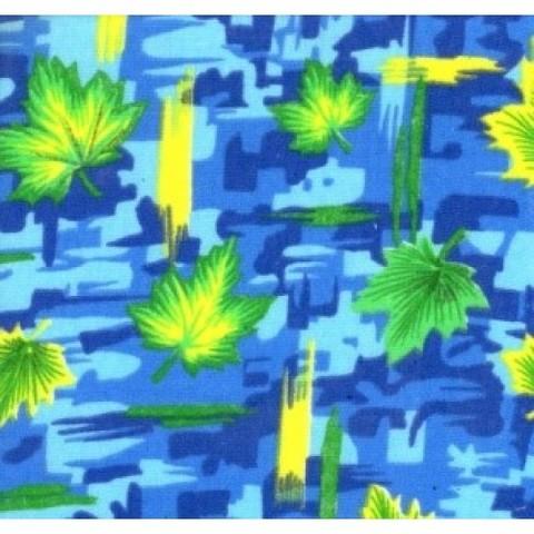 Фланель грунт 150 см 1214/2 Клен цвет зеленый